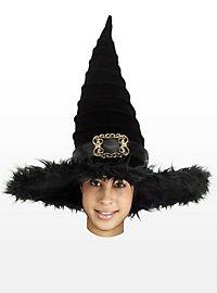 Chapeau de méchante sorcière
