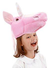 Chapeau licorne pour enfant