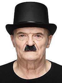 Chaplin-Bart Schnurrbart