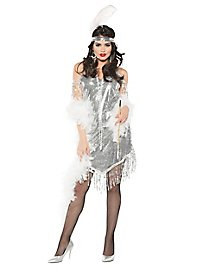 Charleston sequined dress costume