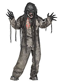 Charred Zombie Child Costume