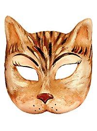 Chat - masque vénitien
