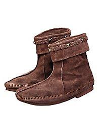 Chaussures de viking marron