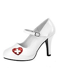 Chaussures d'infirmière