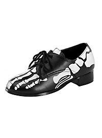 Chaussures squelette pour enfant