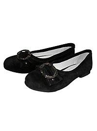 Chaussures traditionnelles bavaroises femme