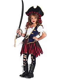 Cheeky buccaneer child costume