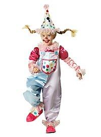 Cheeky Clown Kids Costume
