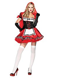 Cheeky Red Riding Hood Costume