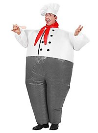Chefkoch Aufblasbares Kostüm
