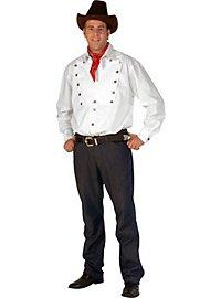 Chemise de cowboy