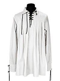 Chemise de jouvenceau blanche