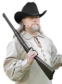 Chemise de western à cordon beige
