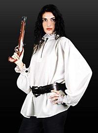 Chemisier de femme pirate