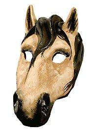 Cheval - masque vénitien
