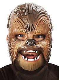 Chewbacca Maske mit Sound