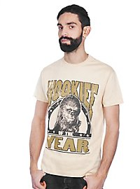 Star Wars - T-Shirt Wookiee Of The Year