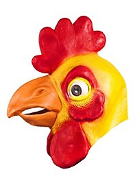 Chicken Latex Full Mask