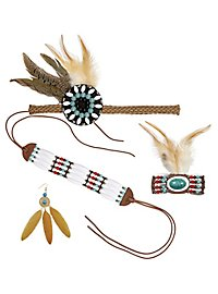 Chief's daughter accessory set