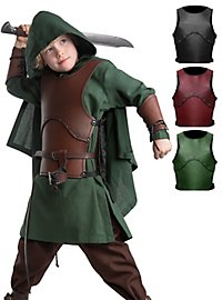 Children's Leather Armour - Squire