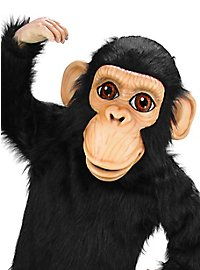 Chimp the Chimpanzee Mascot