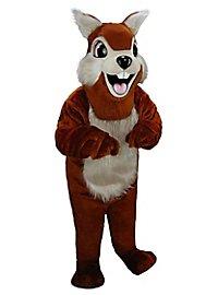Chipmunk Mascot