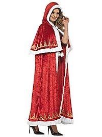 Christmas cape for women