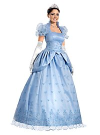 Cinderella light blue Costume