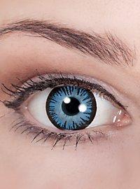 Circle Lenses blau