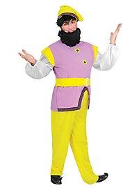 Classic Dwarf Costume blue - maskworld com