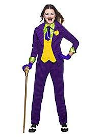 Classic Joker Premium Costume for Women