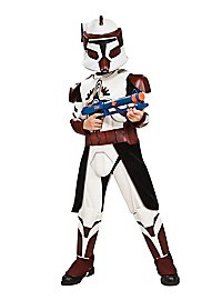 "Clone Trooper ""Fox"" Child Costume"