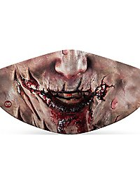 Cloth mask Walker Zombie