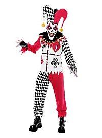 Clown Costume Horror Joker