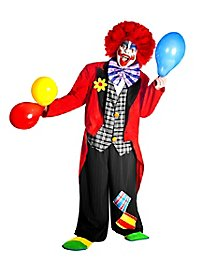 Clown Deluxe Costume