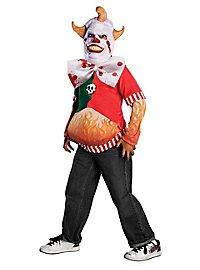 Clown Freak Kids Costume