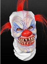 Clown meurtrier Masque en latex