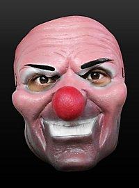 Clown vagabond Masque en latex