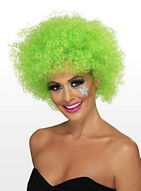 Clown Wig green