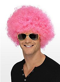 Clown Wig pink
