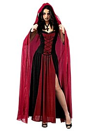 Cobweb Cape red