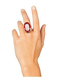 Cocktail Ring Ruby