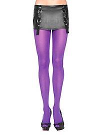 Collants violets