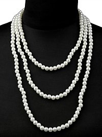 Collier de perles long