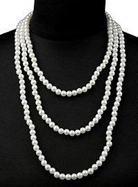 Collier de perles long