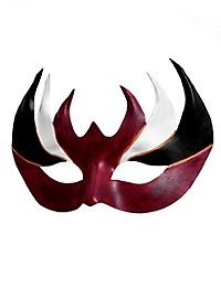 Colombina Augello Venetian Leather Mask