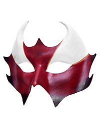 Colombina Cerbero Venetian Leather Mask