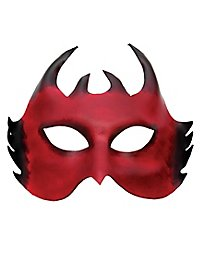 Colombina Demone Masque en cuir vénitien