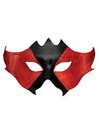 Colombina Gatta Venetian Leather Mask