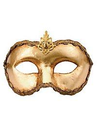 Colombina oro - Venezianische Maske